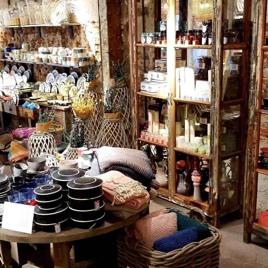 Ofelia Home and Decor shop in Chueca, Madrid