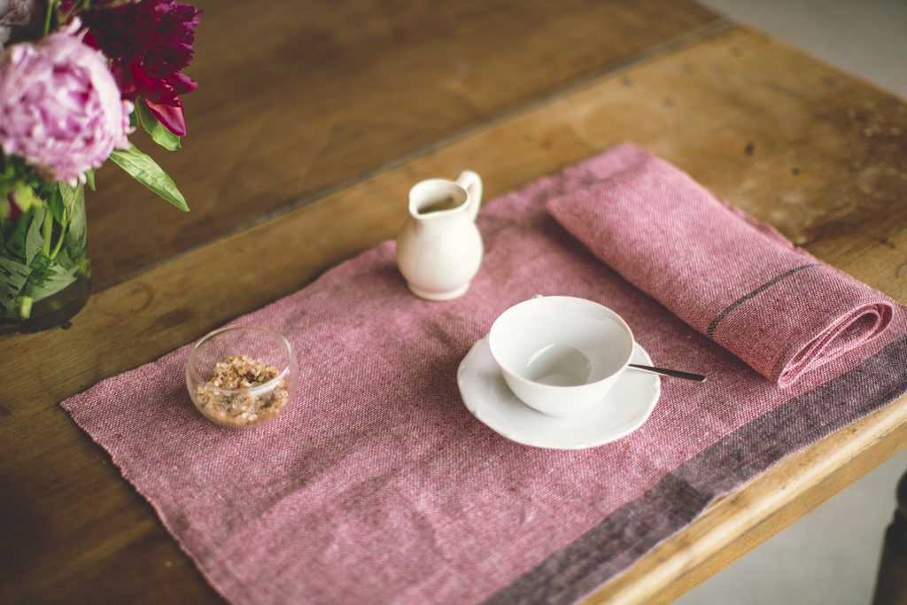 All of Ábbatte's products are handmade from 100% natural fibers