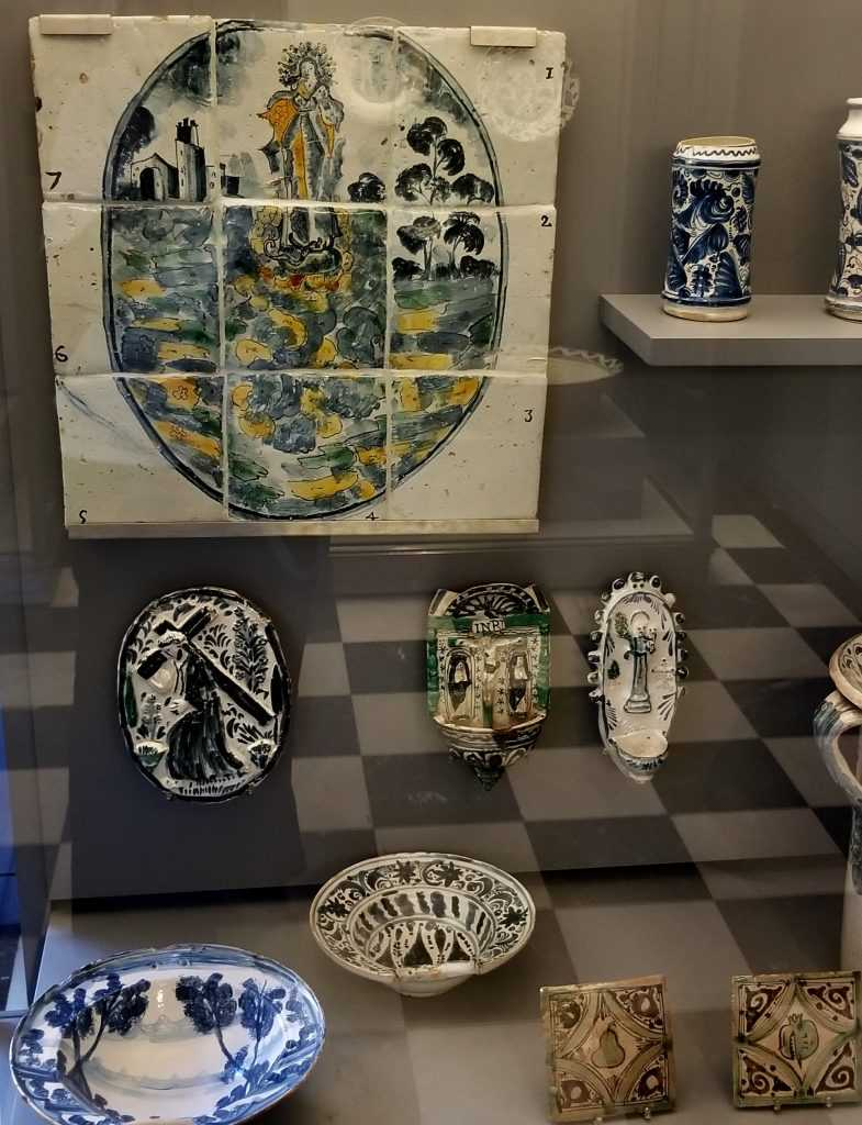 Teruel Pottery, National Museum of Decorative Arts, Madrid