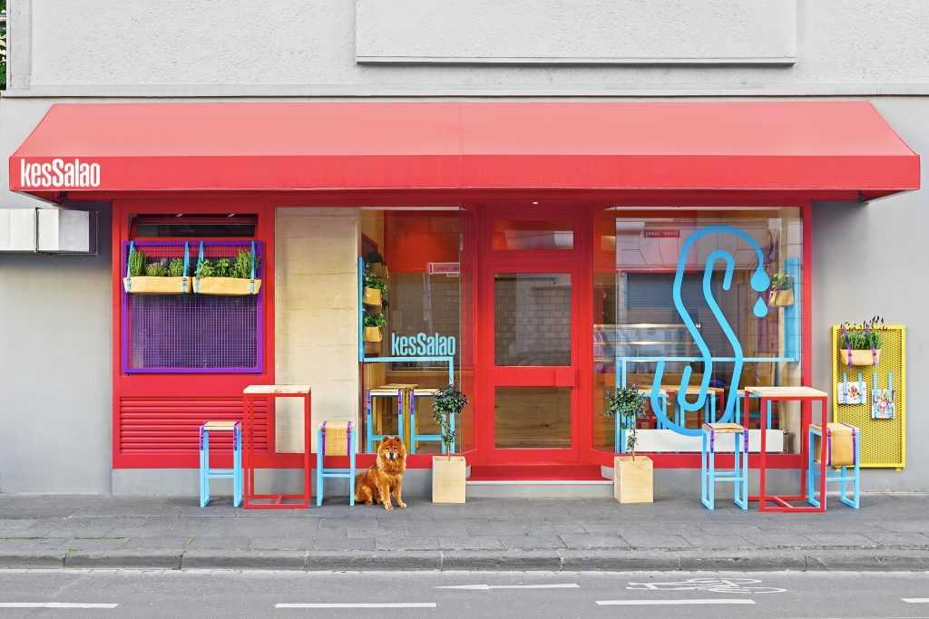 Kessalao restaurant in Bonn Photography: David Rodríguez y Carlos Huecas for Cualiti Photo Studio