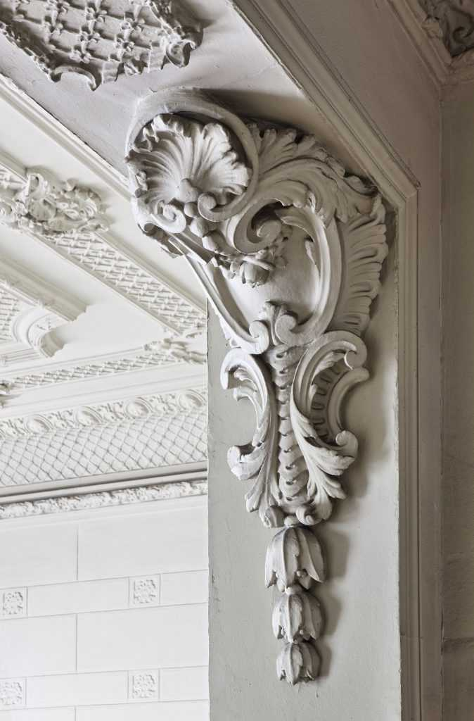 Interior moulding of the house for Casa Decor 2020