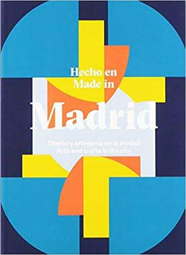 Book about Made in Madrid