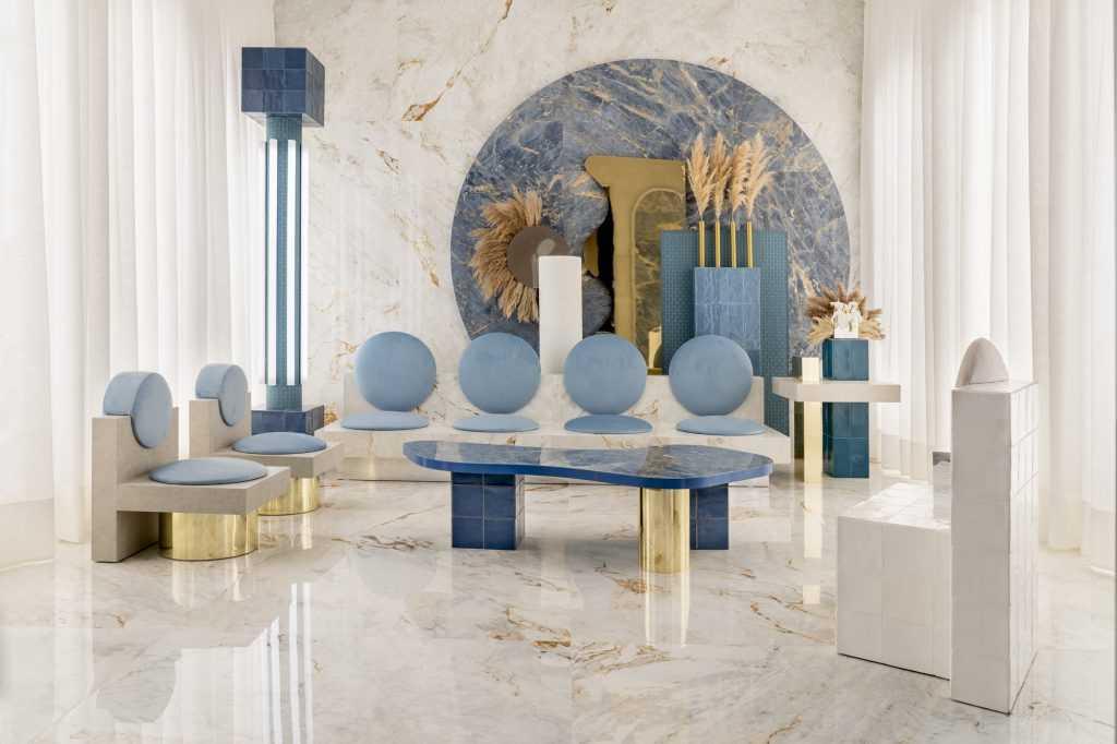 Casa Decor Concept space for Roca Tiles