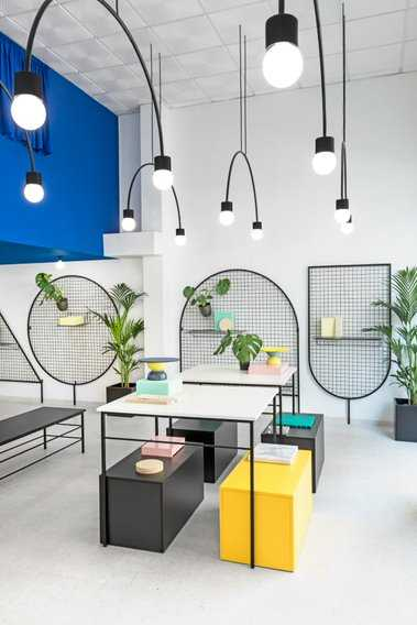 Lifestyle shop Gnomo, situated in the well acclaimed Valencia quarter Ruzafa neighbourhood of Valencia