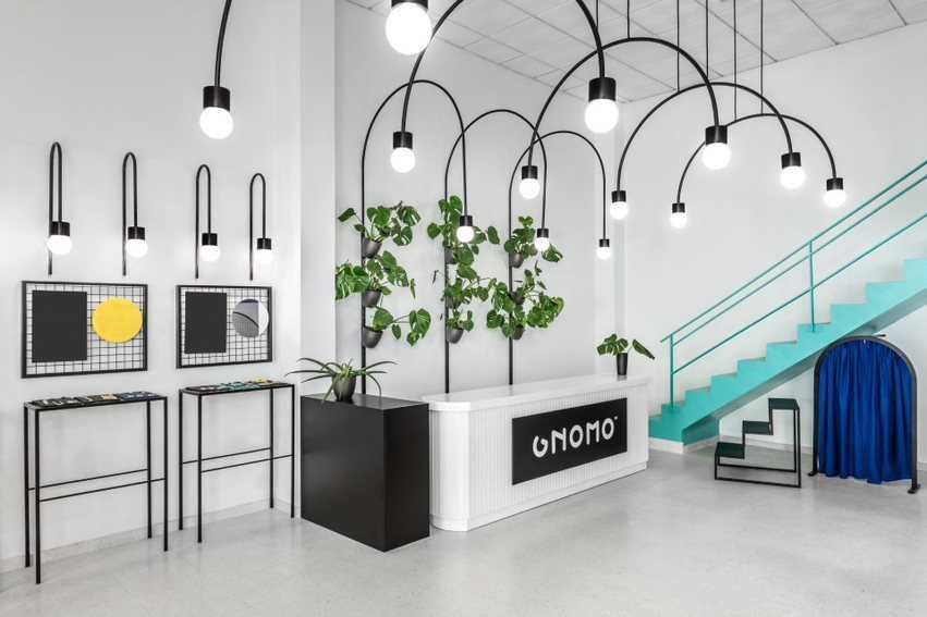 Lifestyle shop Gnomo, situated in the well acclaimed Valencia quarter Ruzafa neighbourhood of Valencia Photography: Luis Beltran