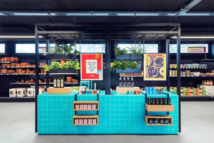 Solera supermarket in Cologne, Germany.