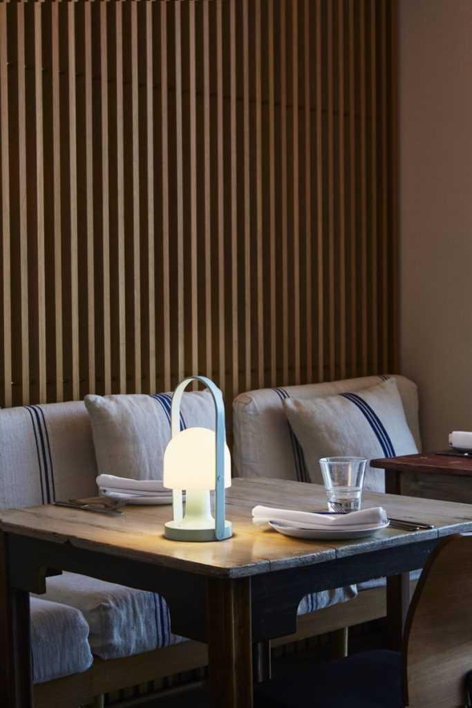 FollowMe Portable Lamp by Inma Bermudez for Marset