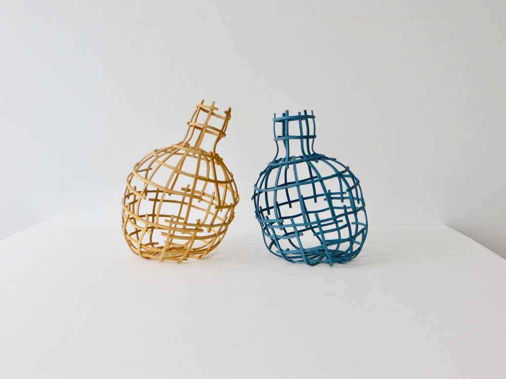 Ceramic art piece by Cristina Mato