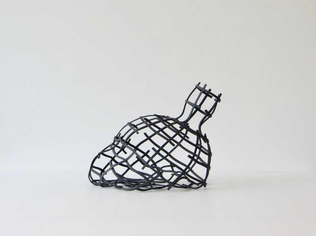 Defeat Ceramic art piece by Cristina Mato