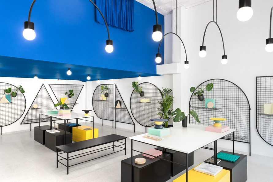 Gnomo Concept Store Valencia by Masquespacio