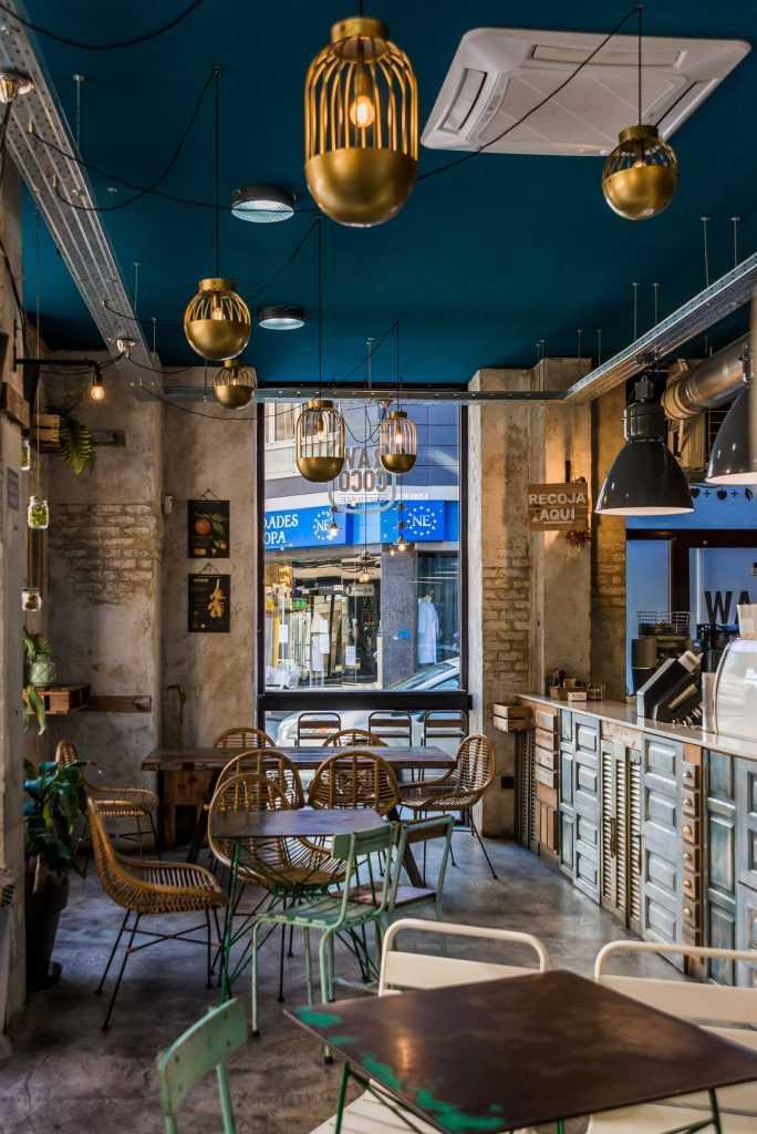 Green Bar, Gijon, Asturias