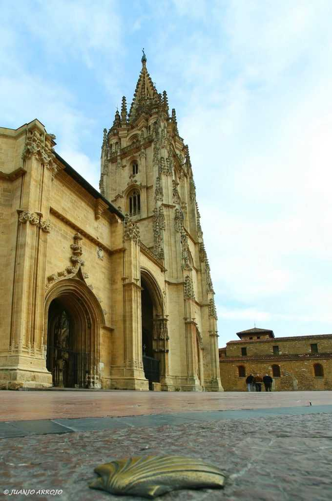 Cathedral in Oviedo