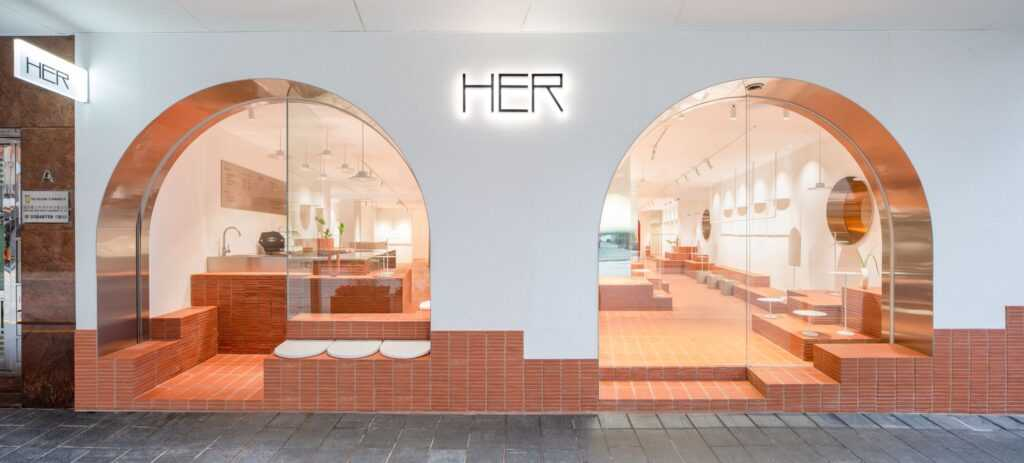 HER Space by Clap Studio