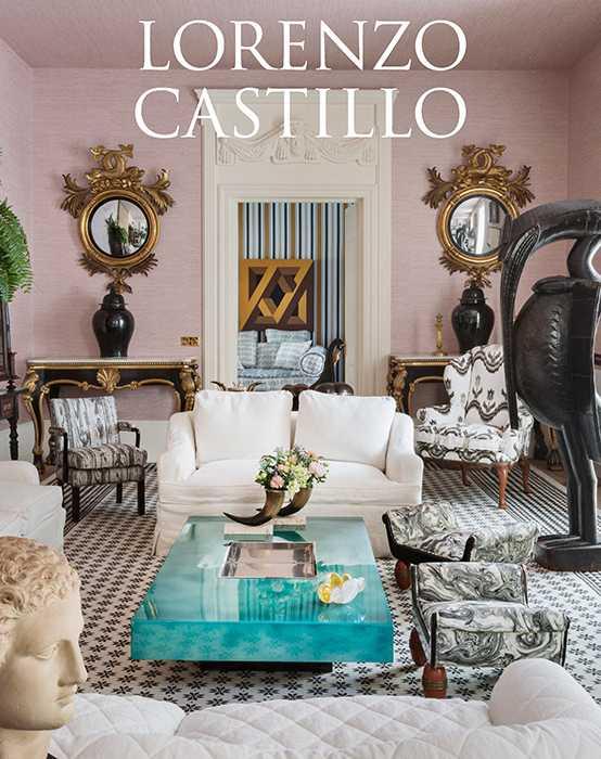 LORENZO CASTILLO BOOK COVER