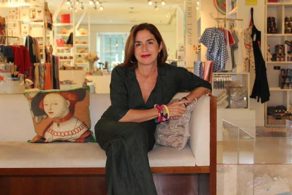 Ana Cela Thyssen Shop