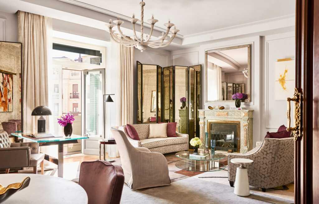 Two Bedroom Suite MADRID-FOUR-SEASONS